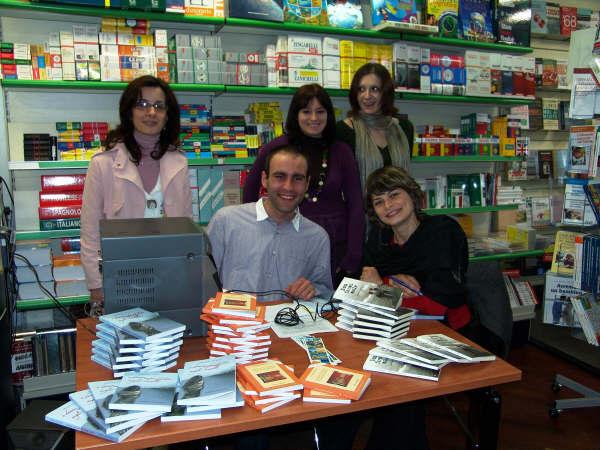 a l'aquila con matteo grimaldi - 2008 (gruppo)