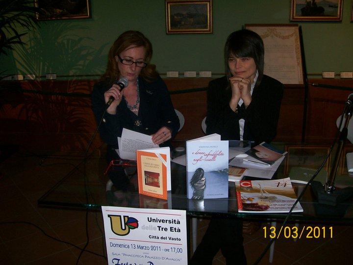 a vasto con patrizia angelozzi - 2011
