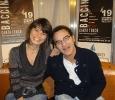 con francesco baccini, 12 novembre 2011