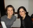 con daniela farnese, 16 novembre 2012