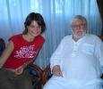 con paolo villaggio, 2008