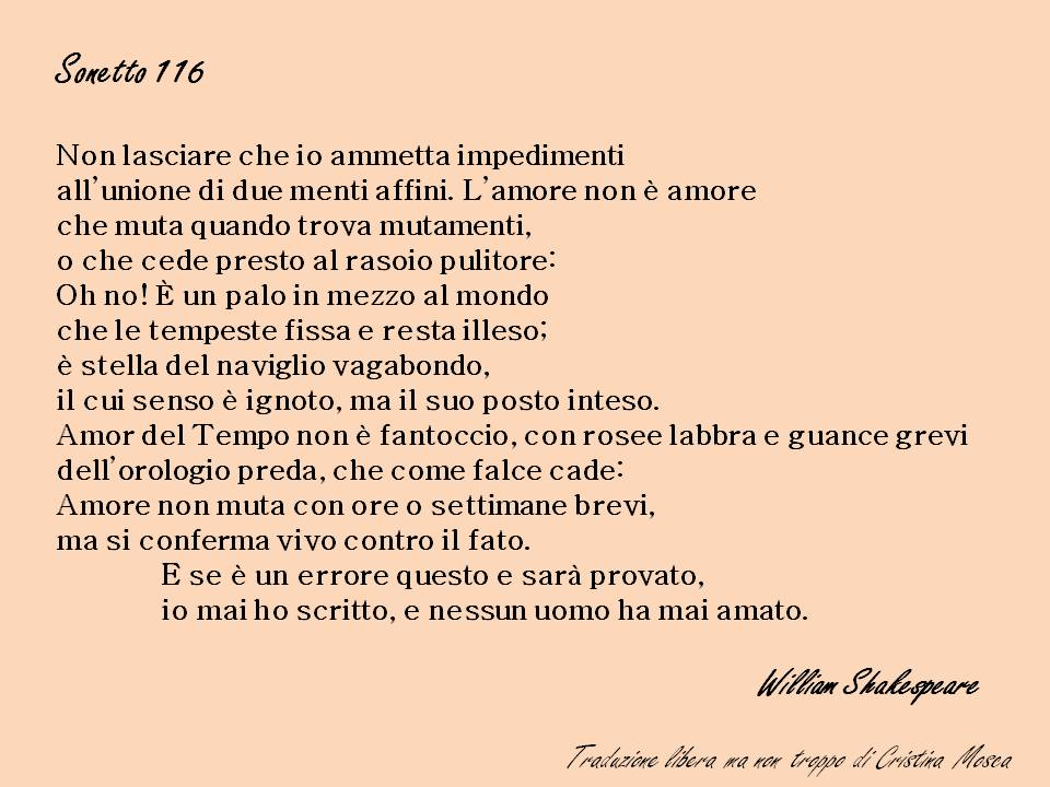 sonetto 116
