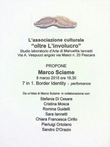 performance 8 marzo
